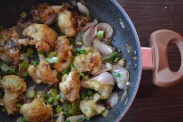 vegetarian Chinese recipe