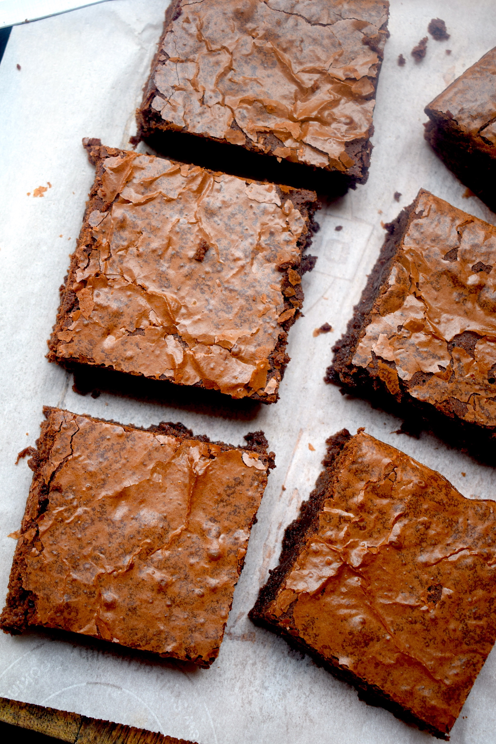 fudge chocolate brownie