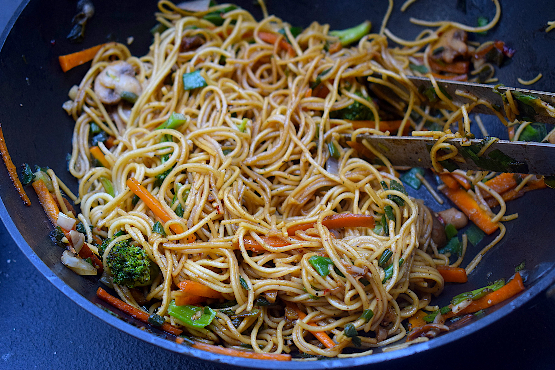 easy noodle recipe